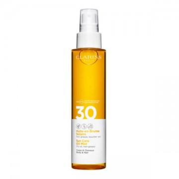 Sun Care Oil Mist Body & Hair UVB/UVA SPF30