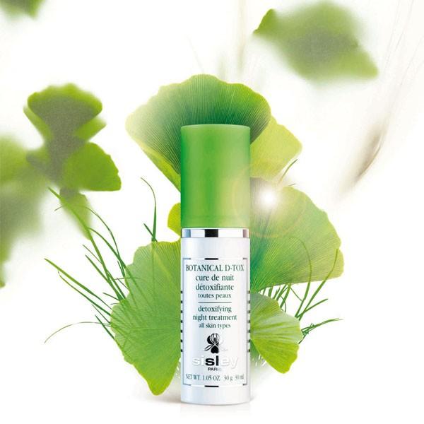 Botanical D-Tox Cure de Nuit