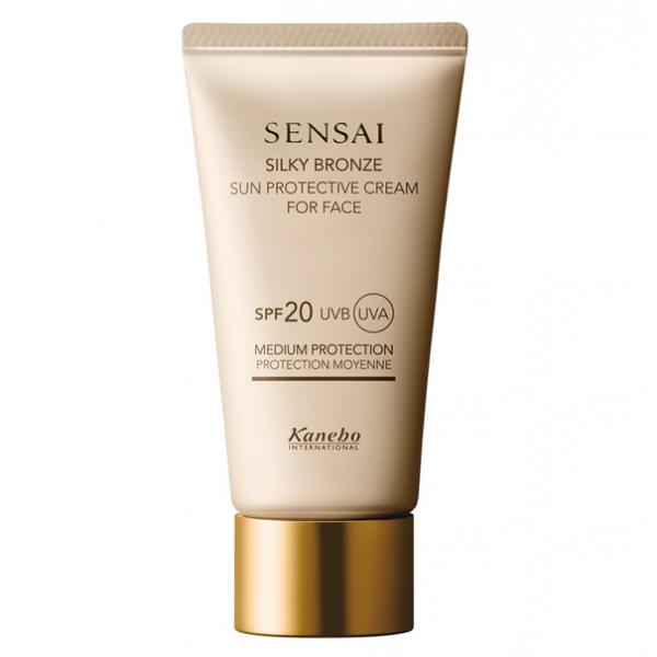 Sensai Silky Bronze Sun Cream SPF 20