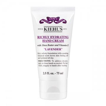 Richly Hydrating Hand Cream Lavander