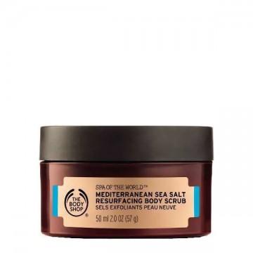 Spa Of The World Mediterranean Sea Salt Scrub