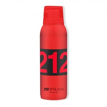 Regalo Carolina Herrera 212 VIP Mousse Shower Gel