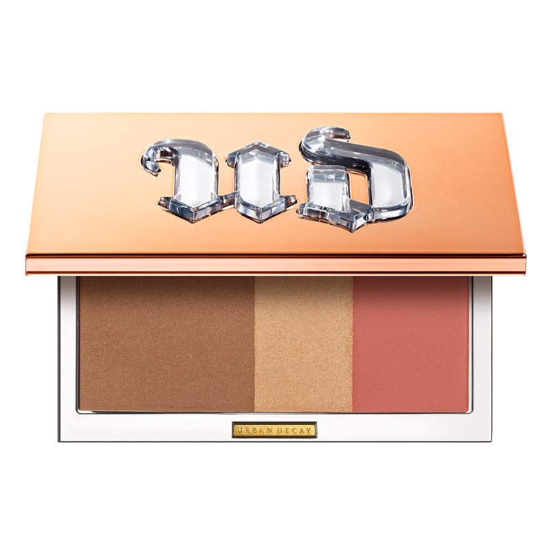 Urban Decay Stay Naked Threesome Face Makeup Palette