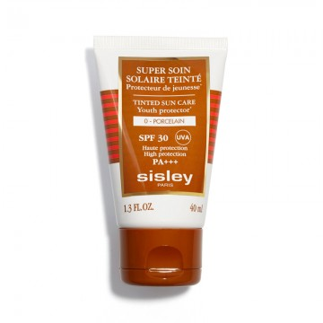 Super Soin Solaire Tinted Sun Care SPF30 N°0 Porcelain