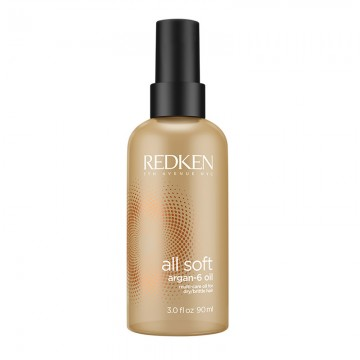 All Soft Argan-6 Oil