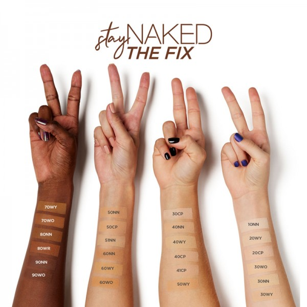 Stay Naked The Fix