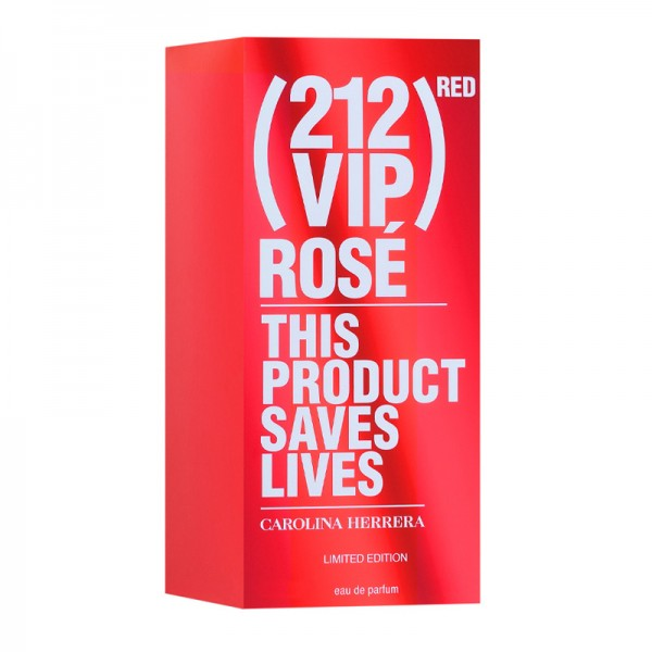 212 Vip Rosé Red (Limited Edition)