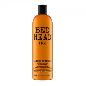 Bed Head Colour Goddess Oil Infused Conditioner for Coloured Hair