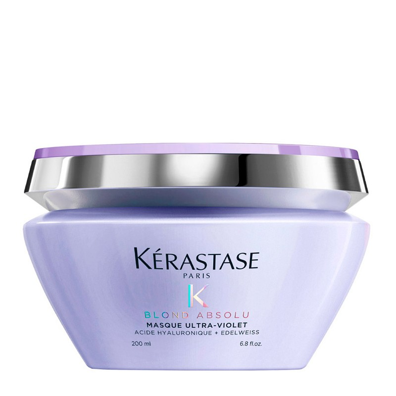 Image of Kérastase Masques Blond Absolu Masque Ultra-Violet