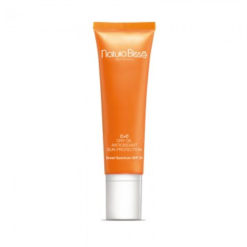 C+C SPF30 Dry Oil Antioxidant Sun Protection