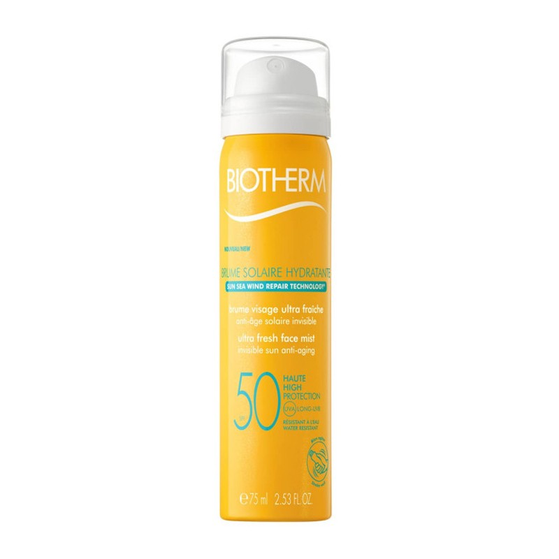 Image of Biotherm Corps Brume Solaire Hydratante Mist SPF50