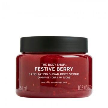 Festive Berry Body Scrub
