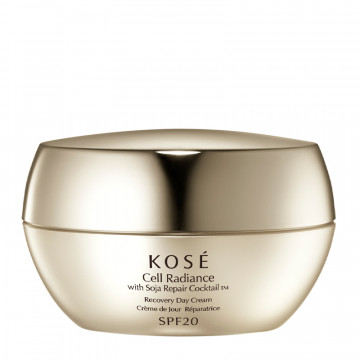 Cell Radiance with Soja Repair Cocktail Recovery Day Cream