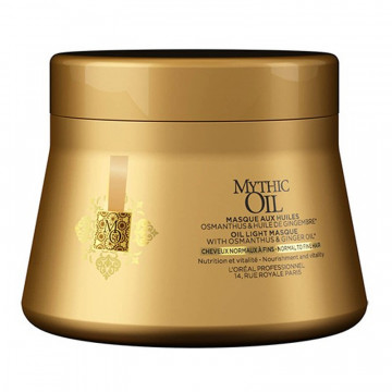 Mythic Oil Mask Normal to Fine Hair