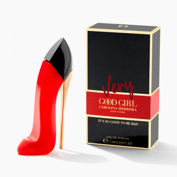 Regalo Carolina Herrera Very Good Girl Eau de Parfum 7ML