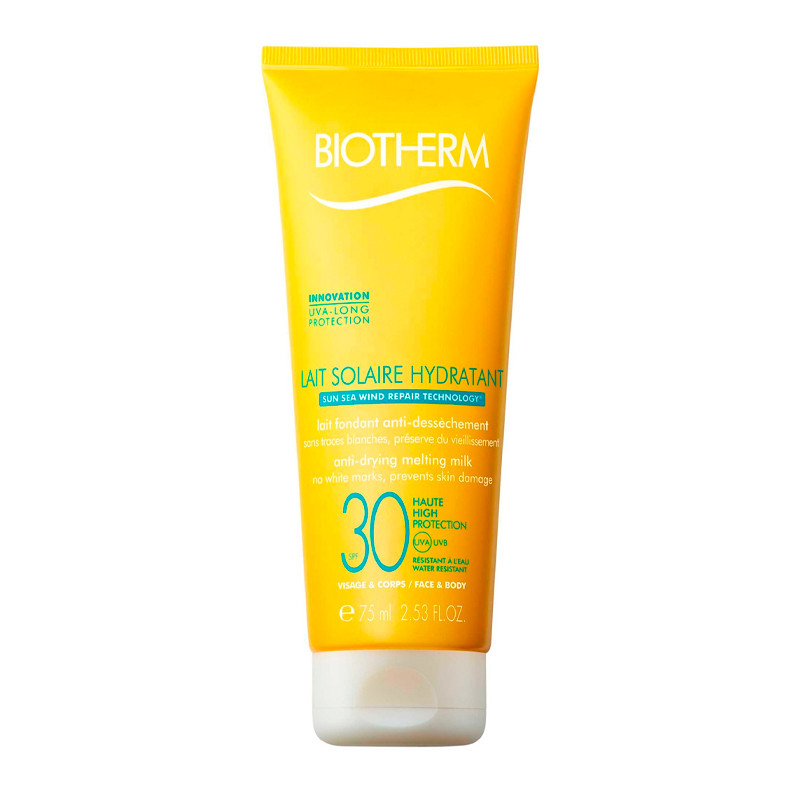 Image of Biotherm Corps Lait Solaire Hydratant SPF30
