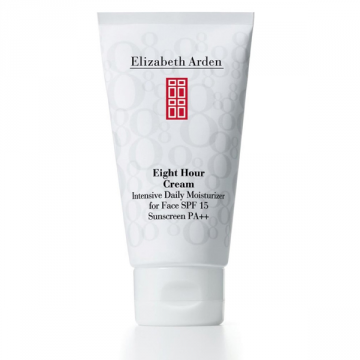 Eight Hour Intensive Daily Moisturizer For Face SPF 15
