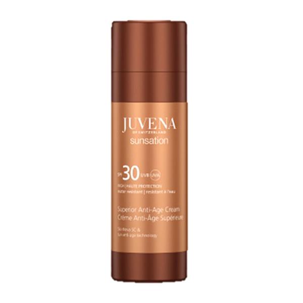 Image of Juvena Crème Solaire Visage Sunsation Superior Anti Age Cream SPF30