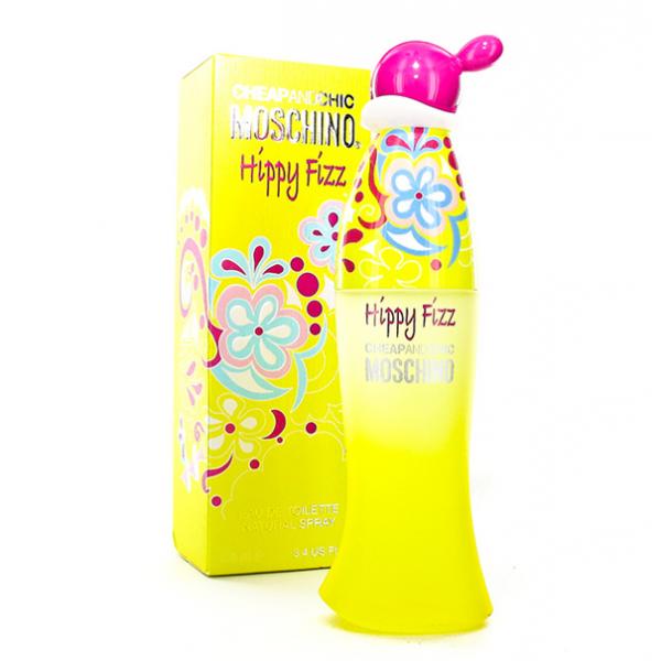 moschino hippy fizz perfume review