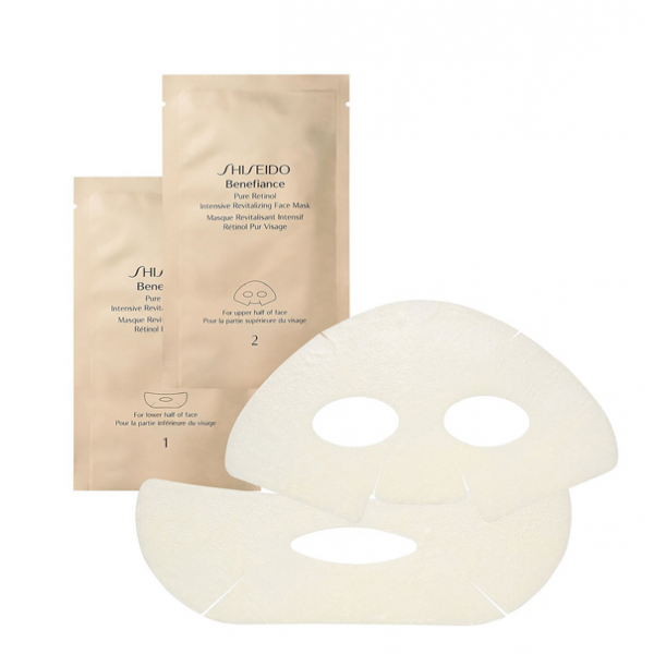 Benefiance Pure Retinol Face Mask 4 Pack
