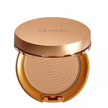 Sensai Silky Bronze Sun Protective Compact SC01