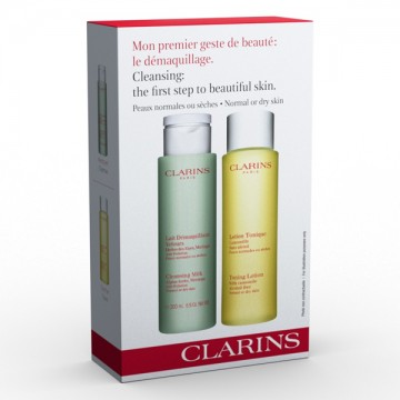 Duo Démaquillants (Normal or Dry Skin)