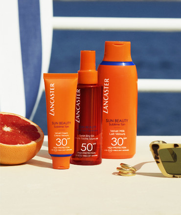 Sunscreen Eye Care